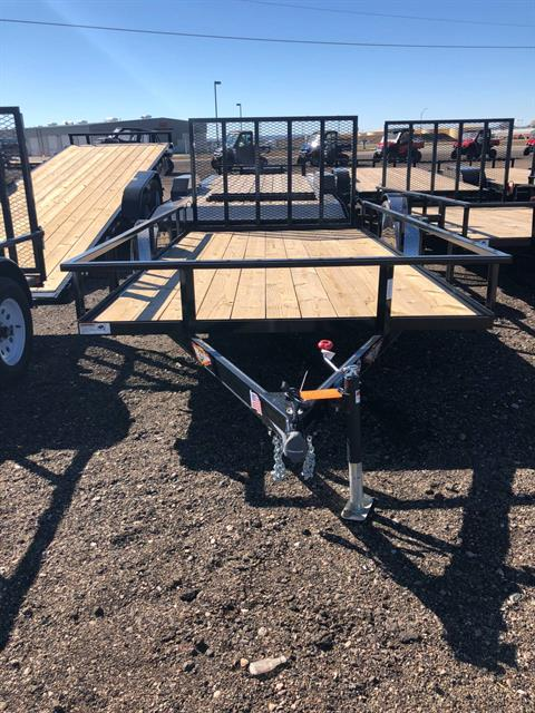2019 H&H H&H 8.5X14 STEEL RAIL SIDE 3.5 in Scottsbluff, Nebraska