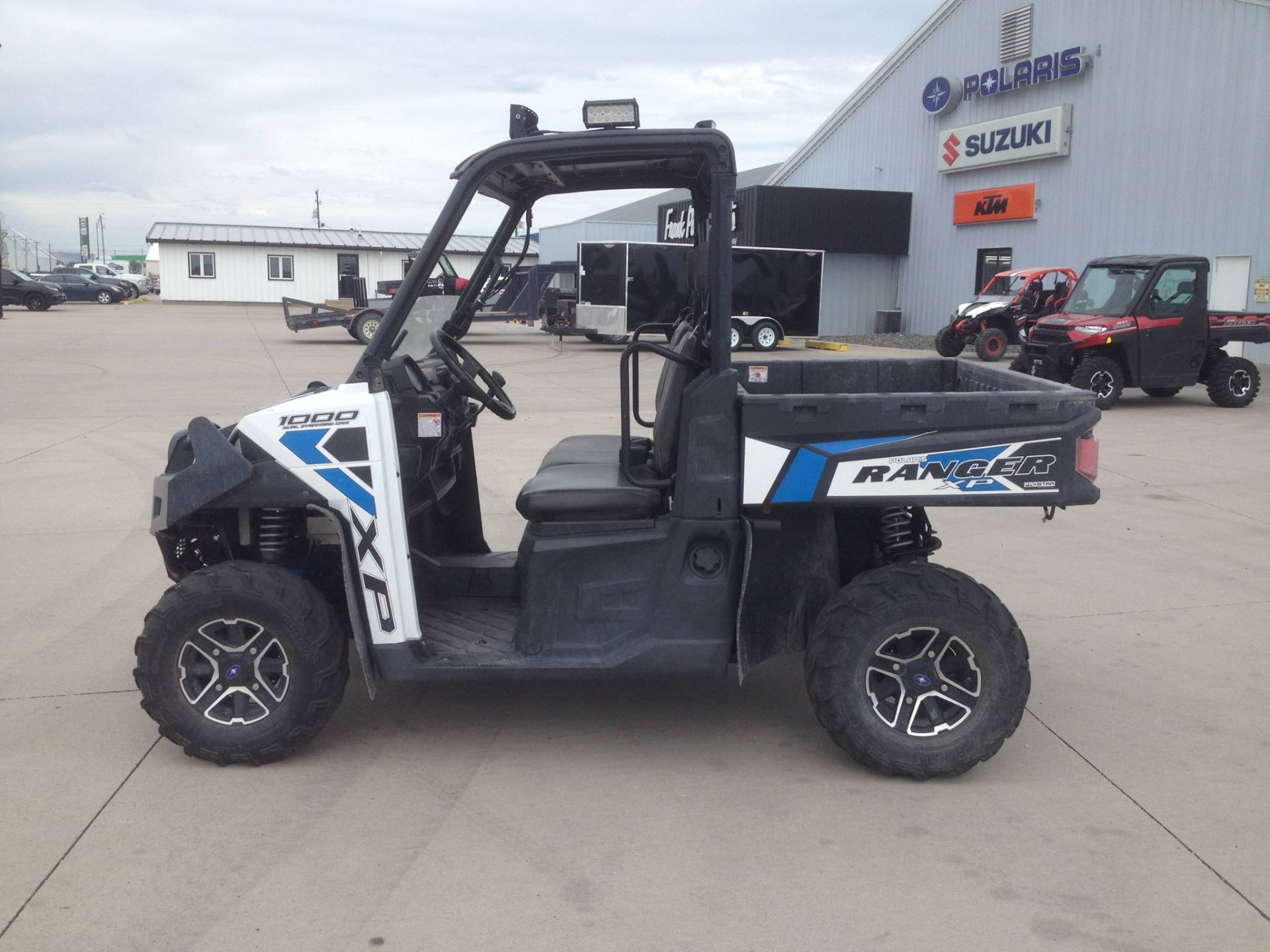 2017 Polaris Ranger XP 1000 EPS in Scottsbluff, Nebraska - Photo 1