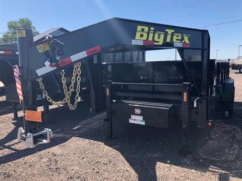 2019 Big Tex Trailers BIG TEX 16' DUMP TRAILER in Scottsbluff, Nebraska