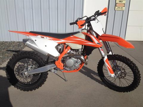 2018 KTM 450 XC-F in Scottsbluff, Nebraska - Photo 1