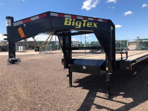 2018 Big Tex Trailers - Manufacturers 2018 BIG TEX 30' GOOSENECK  in Scottsbluff, Nebraska