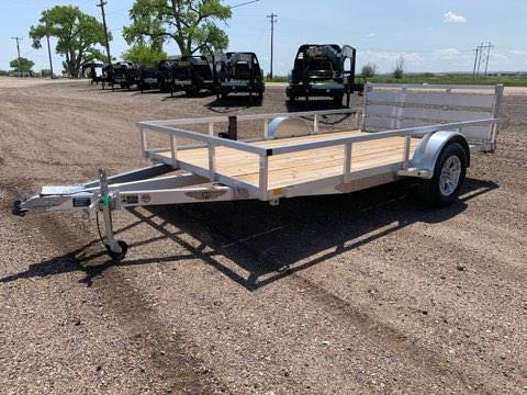2019 H&H Trailers H8212RSA-030 in Scottsbluff, Nebraska - Photo 3