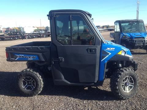 2017 Polaris Ranger XP 1000 EPS Northstar HVAC Edition in Scottsbluff, Nebraska - Photo 1
