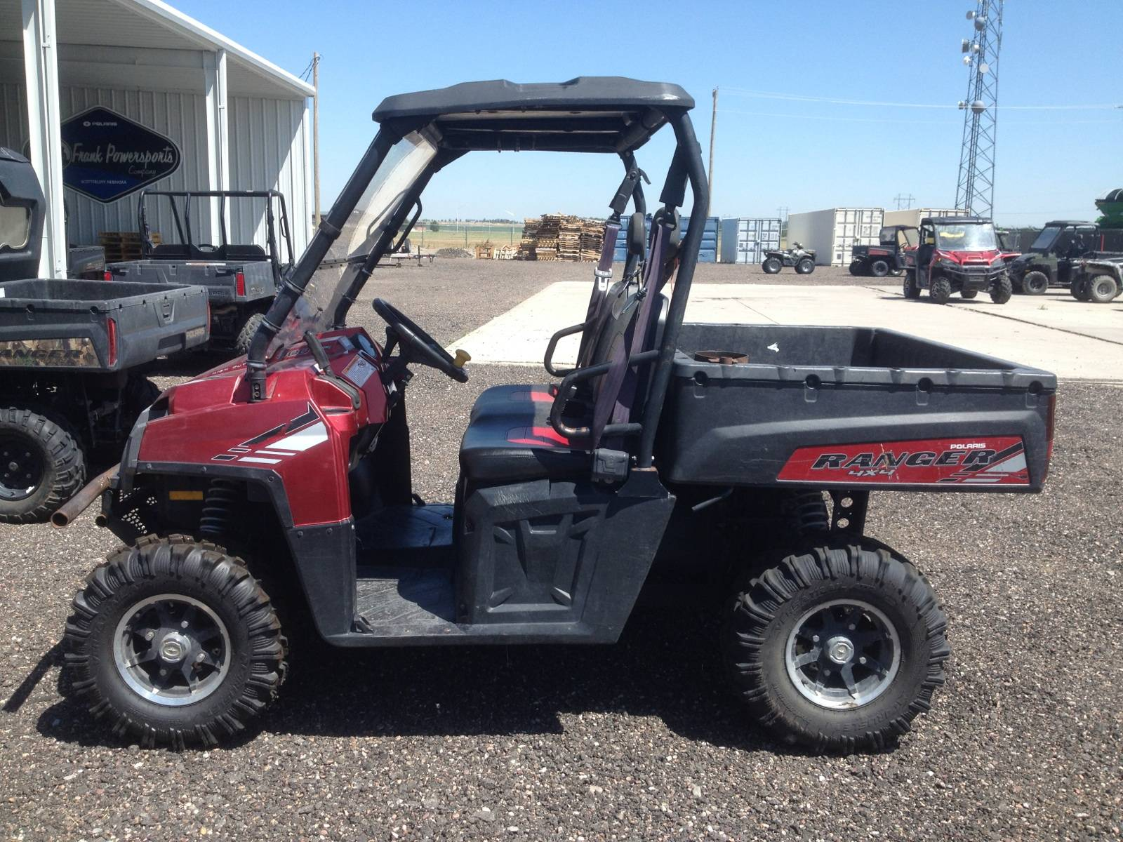 2014 Polaris Ranger® 800 EPS LE in Scottsbluff, Nebraska - Photo 1