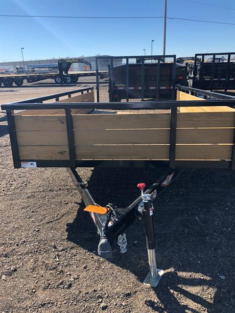2019 H&H H&H 8.5X14 STEEL WOOD SIDE 3.5K in Scottsbluff, Nebraska