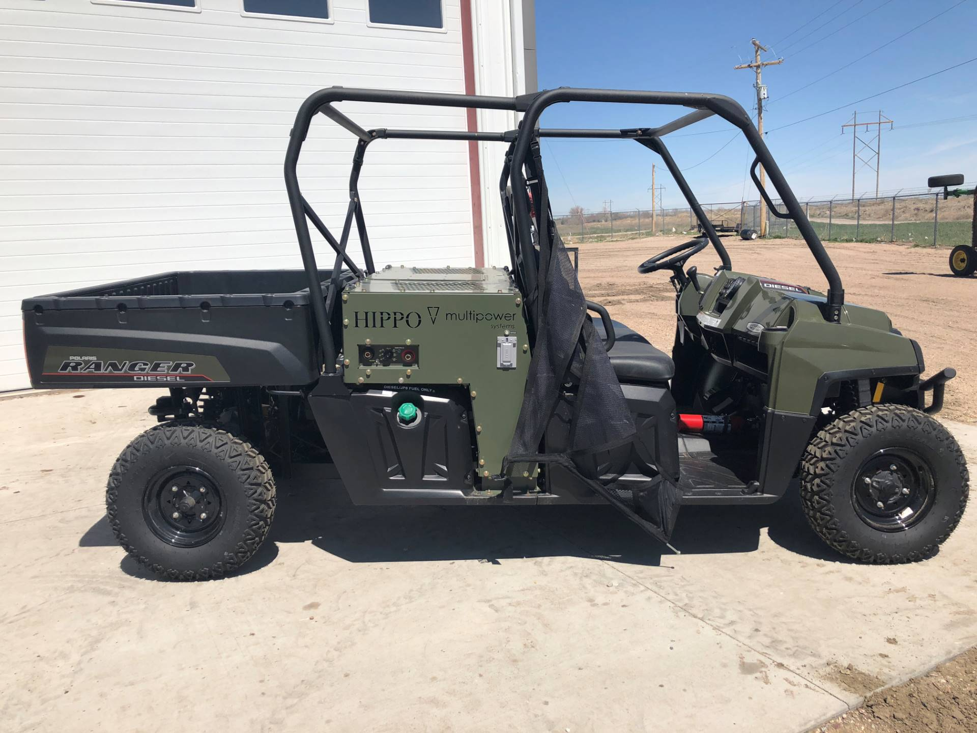 2014 Polaris RGR 14 4X4 900D HIPPO MPS in Scottsbluff, Nebraska - Photo 1