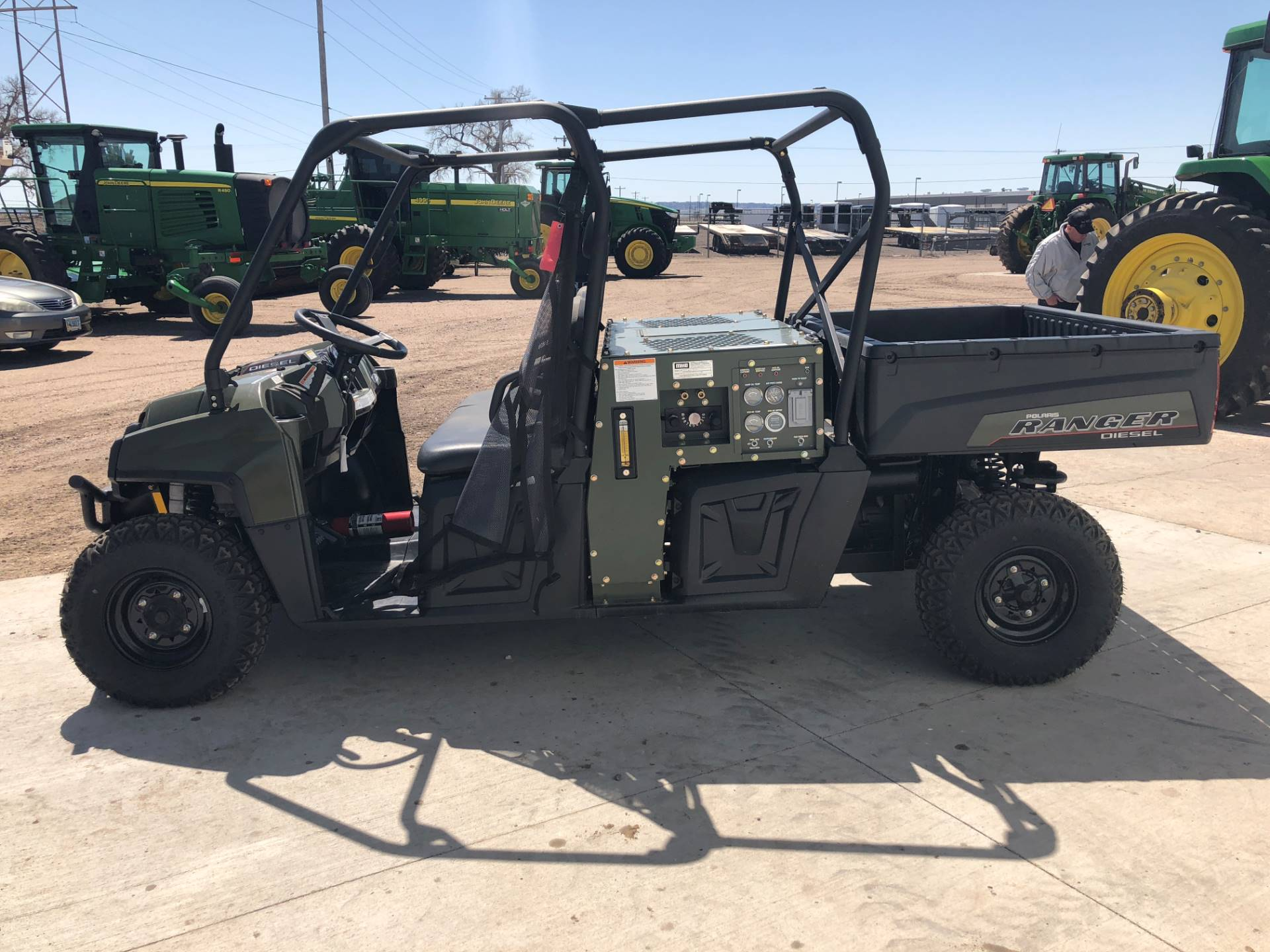 2014 Polaris RGR 14 4X4 900D HIPPO MPS in Scottsbluff, Nebraska - Photo 3