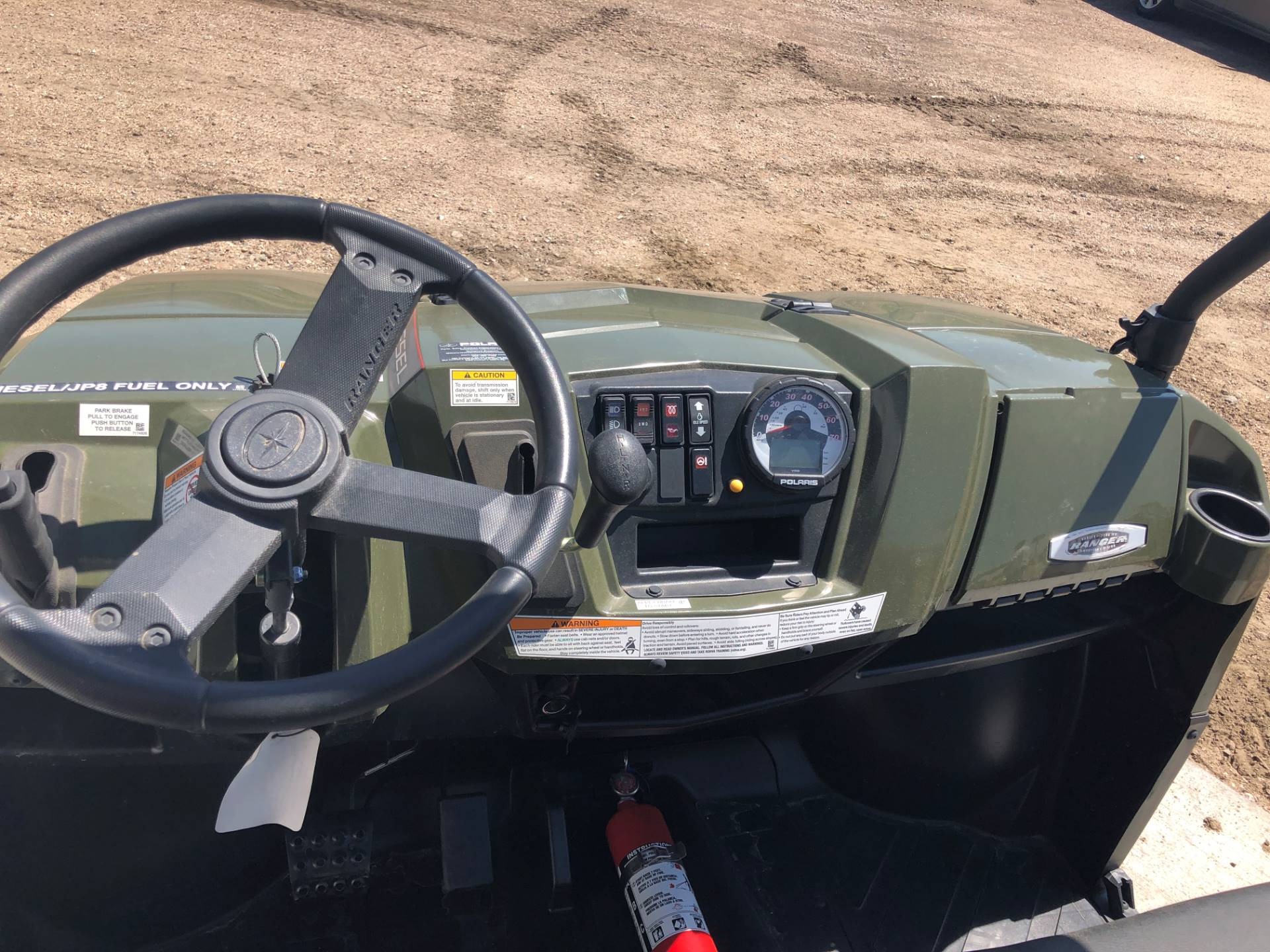 2014 Polaris RGR 14 4X4 900D HIPPO MPS in Scottsbluff, Nebraska - Photo 8