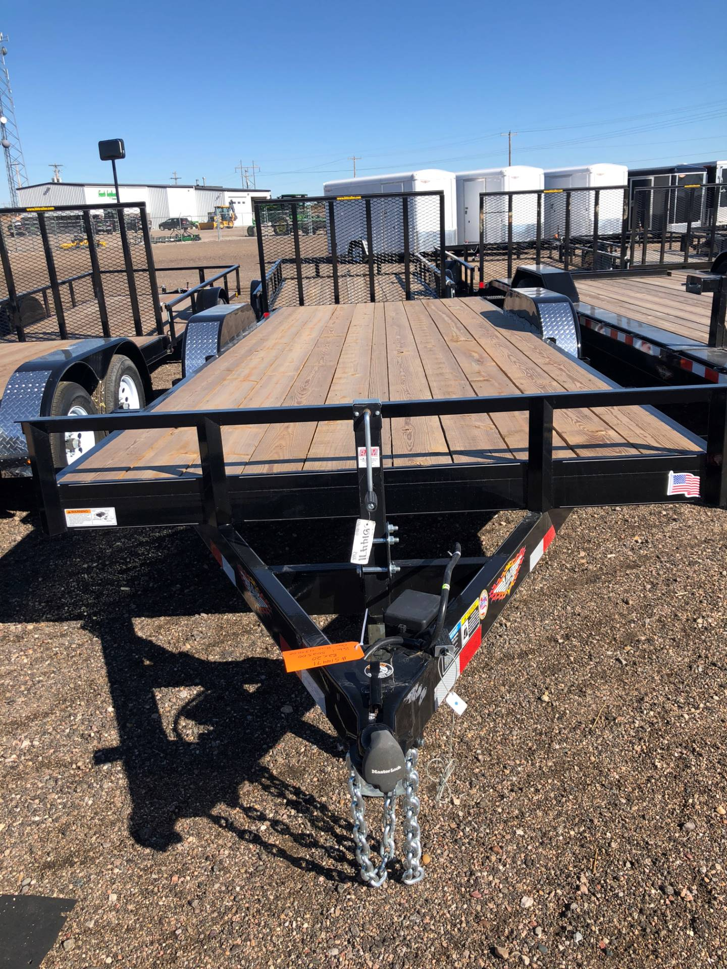 2019 H&H H&H 82X20 HD FLATBED 10K in Scottsbluff, Nebraska