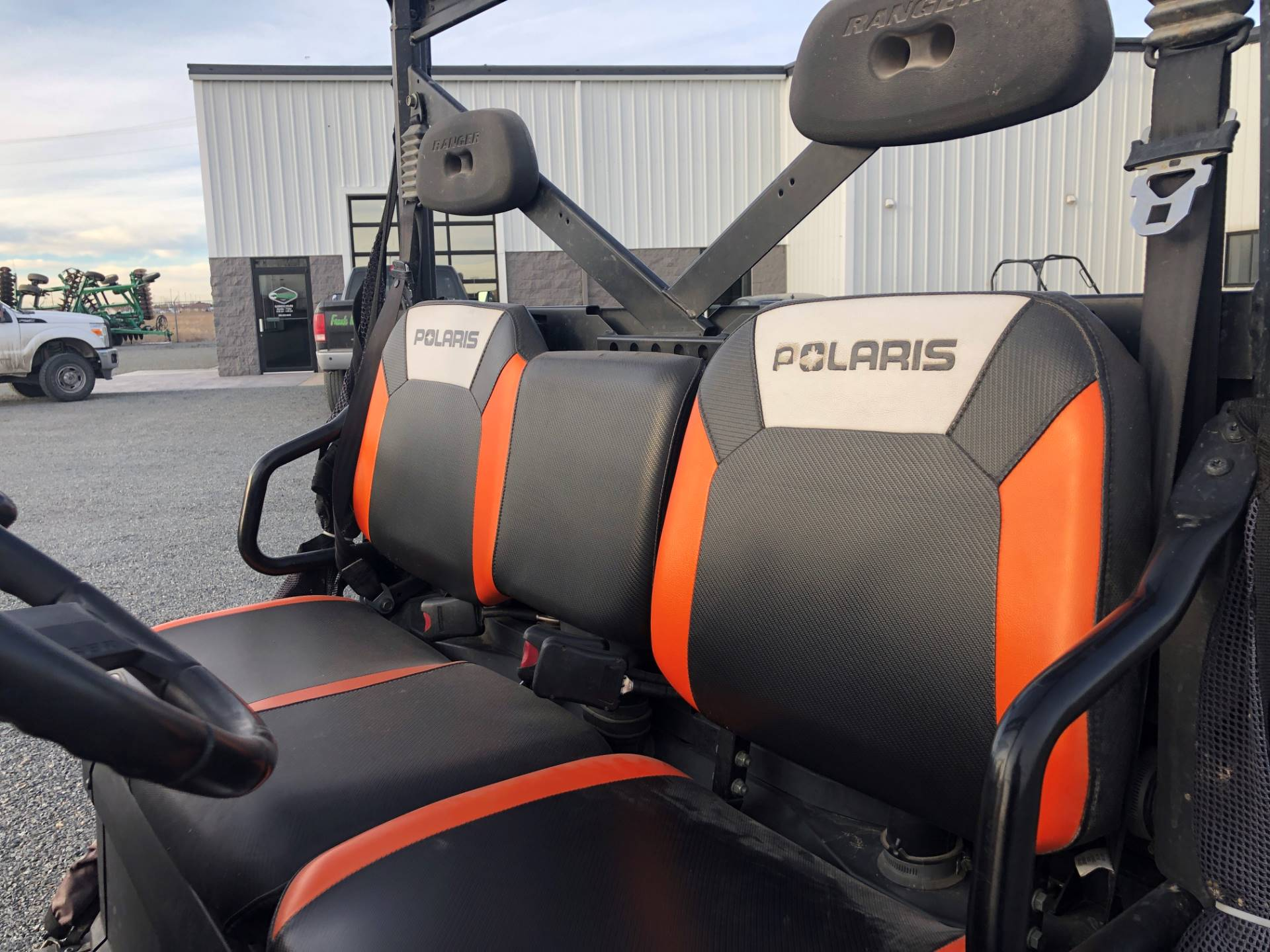 2013 Polaris Ranger XP® 900 EPS LE in Scottsbluff, Nebraska - Photo 5