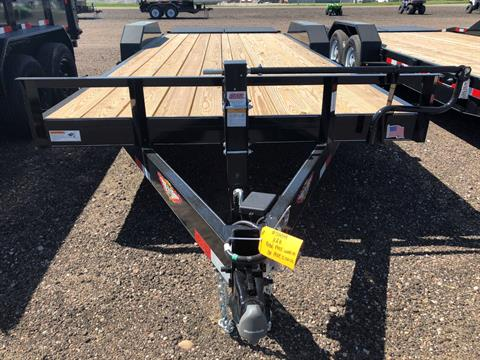 2019 H&H 2019 H&H 8218+4ILSDR140 SUPER DELUXE 14K TRAILER in Scottsbluff, Nebraska
