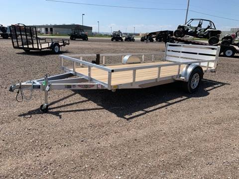 2019 H&H Trailers H6610RSA-030 in Scottsbluff, Nebraska - Photo 2