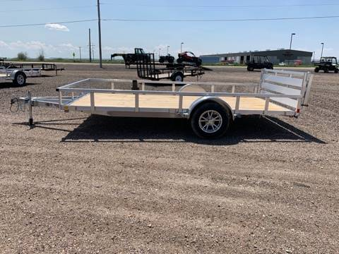 2019 H&H Trailers H6610RSA-030 in Scottsbluff, Nebraska - Photo 3