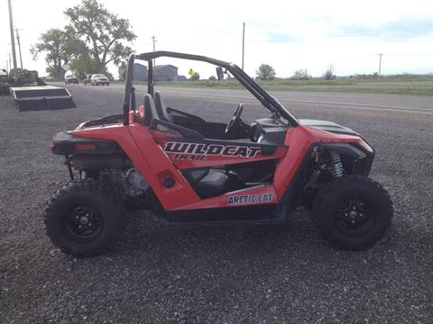 2014 Arctic Cat Wildcat™ Trail in Scottsbluff, Nebraska - Photo 1