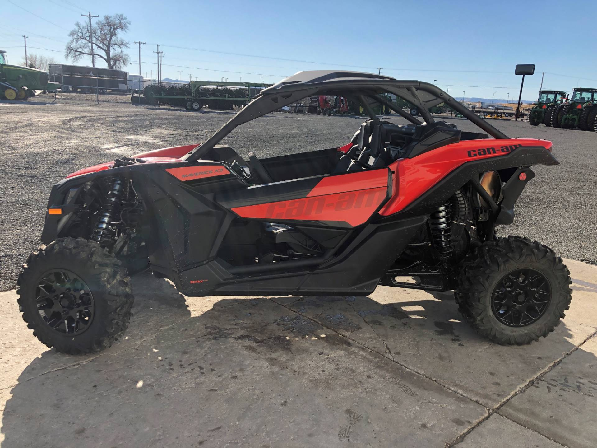 2018 Can-Am Maverick X3 900 HO in Scottsbluff, Nebraska - Photo 4