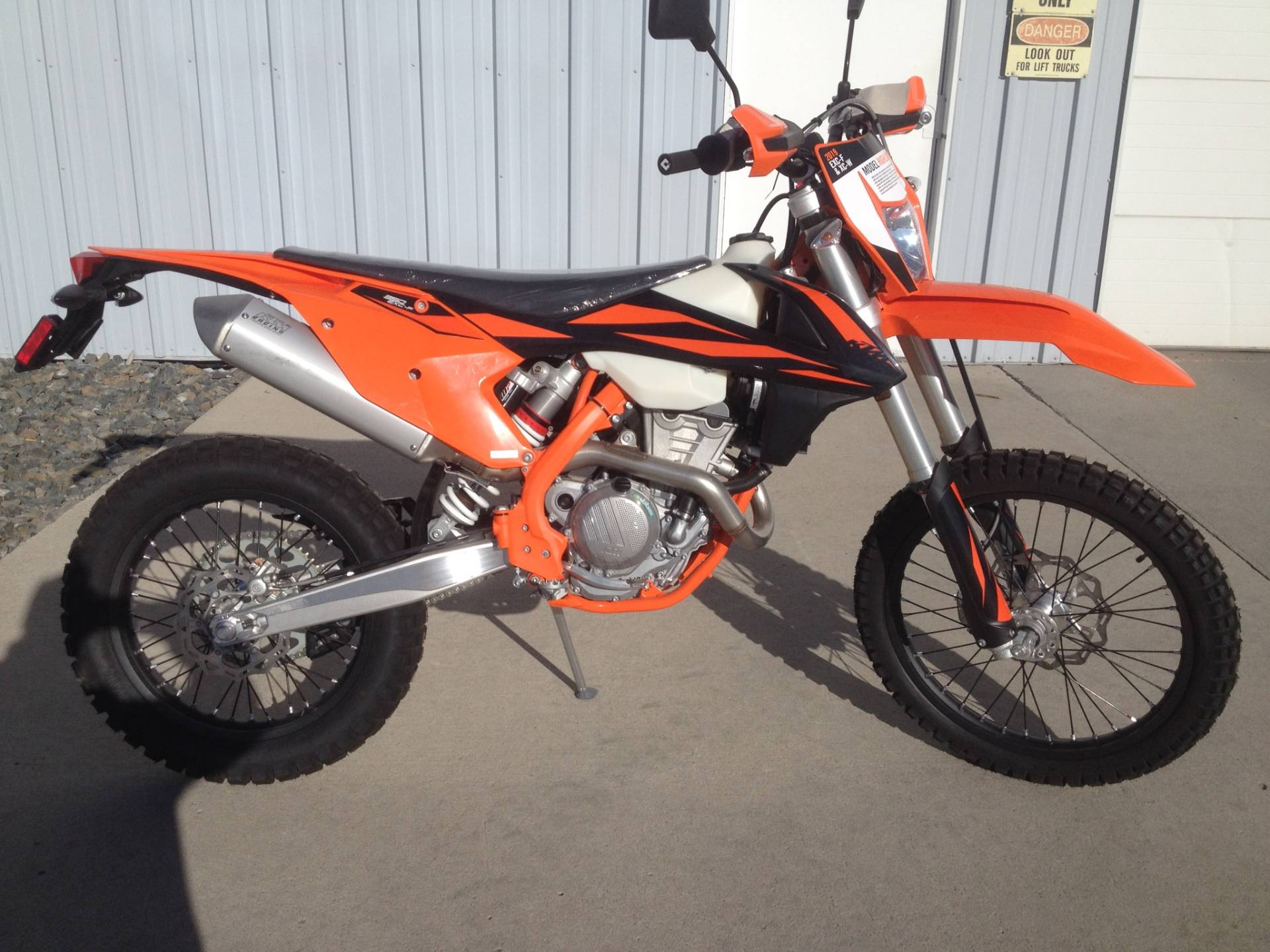2019 KTM 350 EXC-F in Scottsbluff, Nebraska - Photo 1