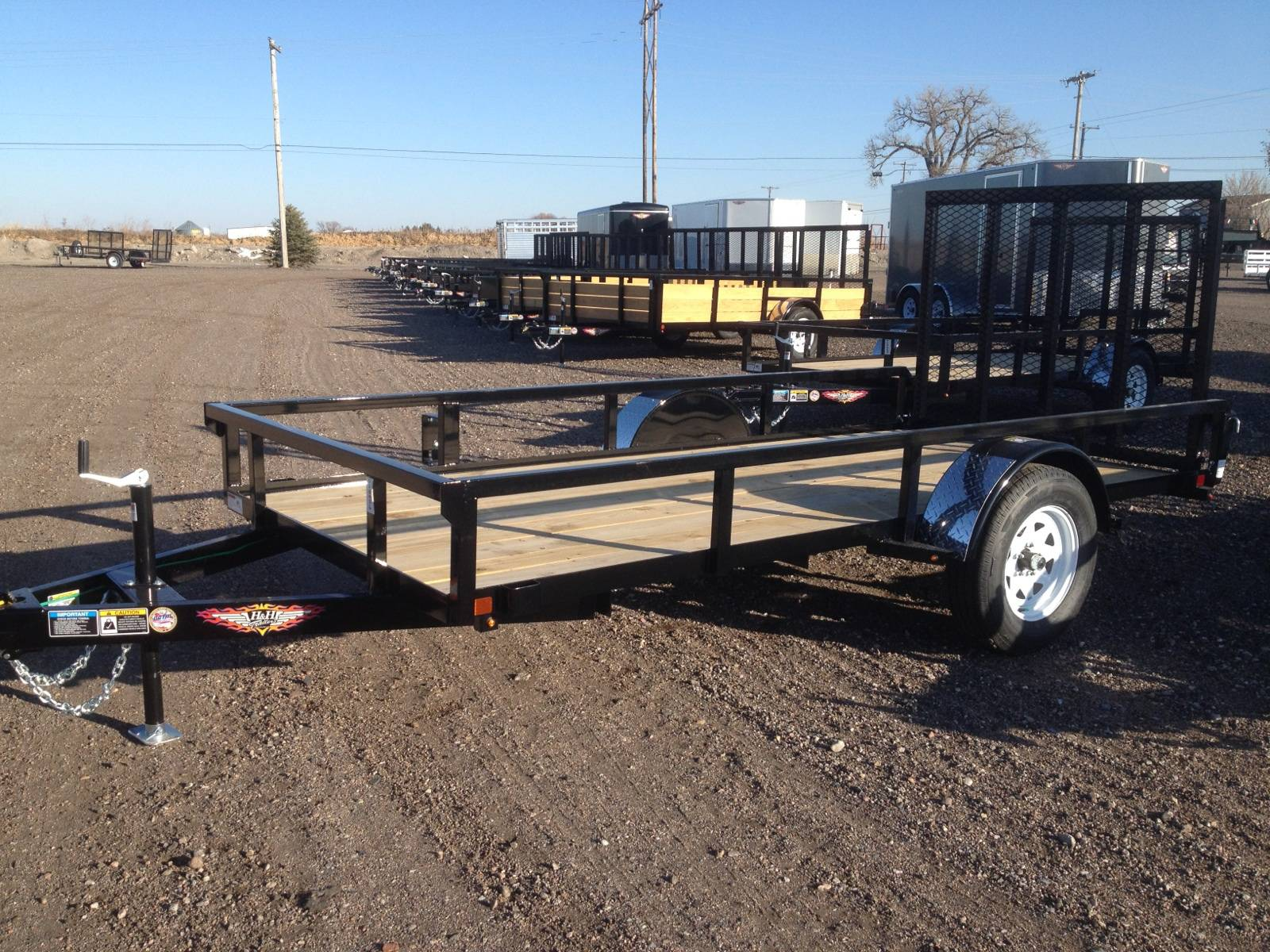 2019 H&H Trailers H6612RS-030 in Scottsbluff, Nebraska