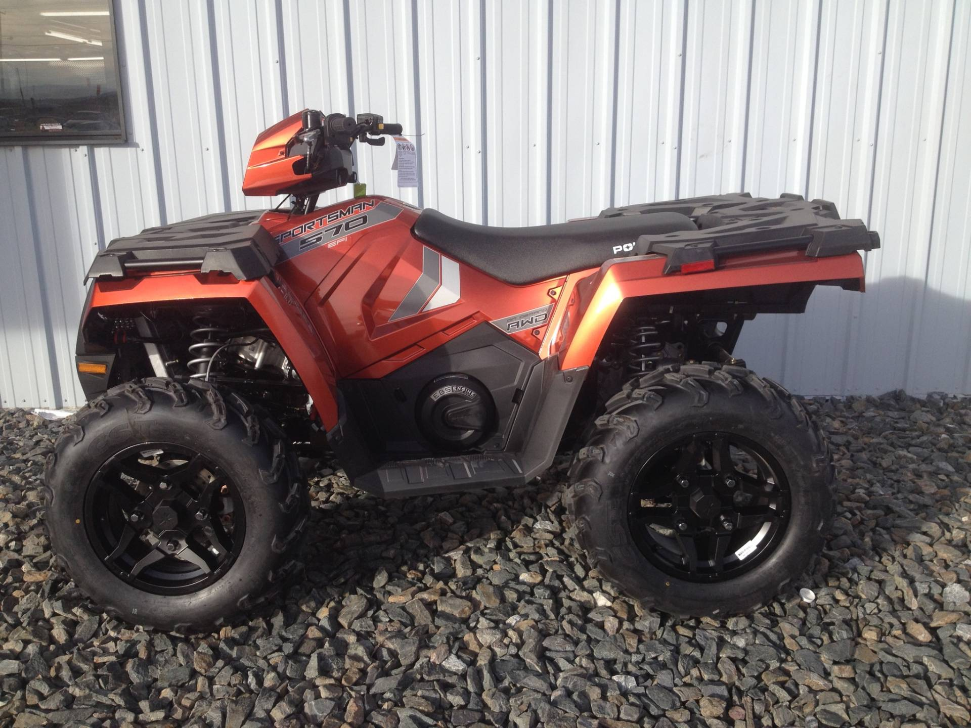 2020 Polaris Sportsman 570 Premium in Scottsbluff, Nebraska - Photo 1