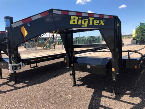 2018 Big Tex Trailers 14GN-25BK+5MR 25' GOOSENECK in Scottsbluff, Nebraska