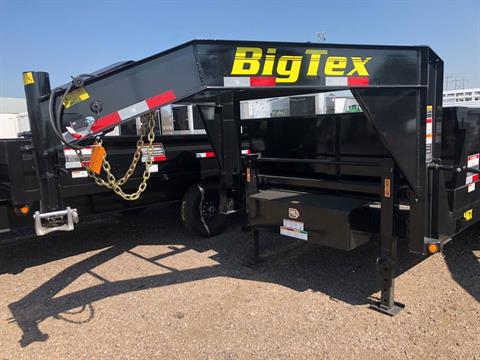 2019 Big Tex Trailers - Manufacturers BIG TEX 14' TANDEM GN 14K TRAILER in Scottsbluff, Nebraska