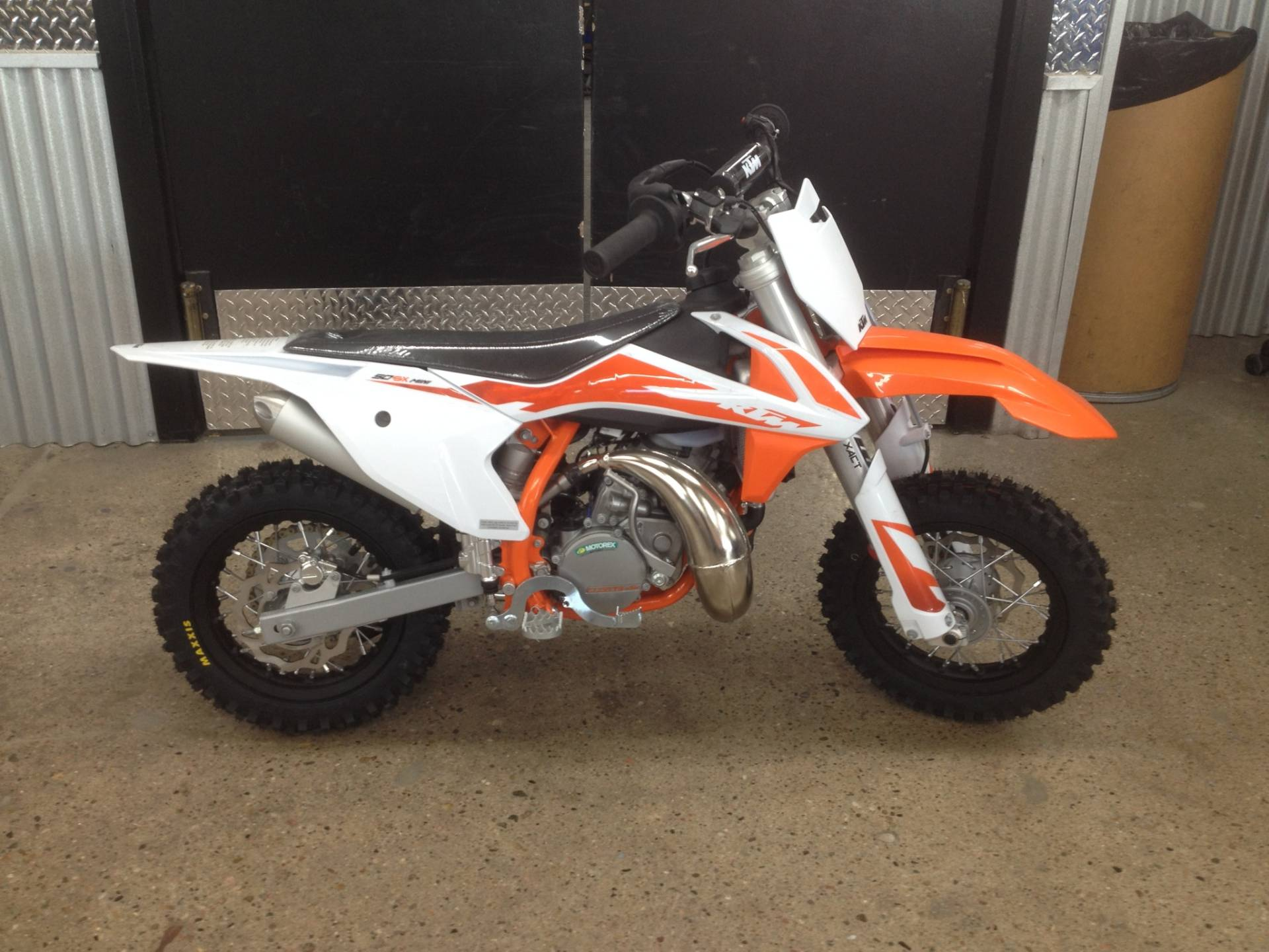 2020 KTM 50 SX Mini in Scottsbluff, Nebraska - Photo 1