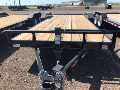 2019 H&H 2019 H&H 82X18+4ILSDR140 SUPER DELUXE 14K TRAILER in Scottsbluff, Nebraska