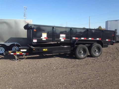 2020 Big Tex Trailers 14LP-16BK6SIRPD in Scottsbluff, Nebraska - Photo 1