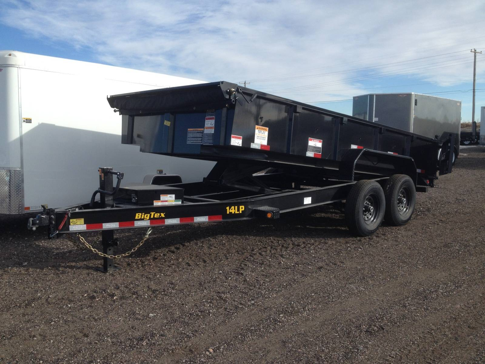 2020 Big Tex Trailers 14LP-16BK6SIRPD in Scottsbluff, Nebraska - Photo 2