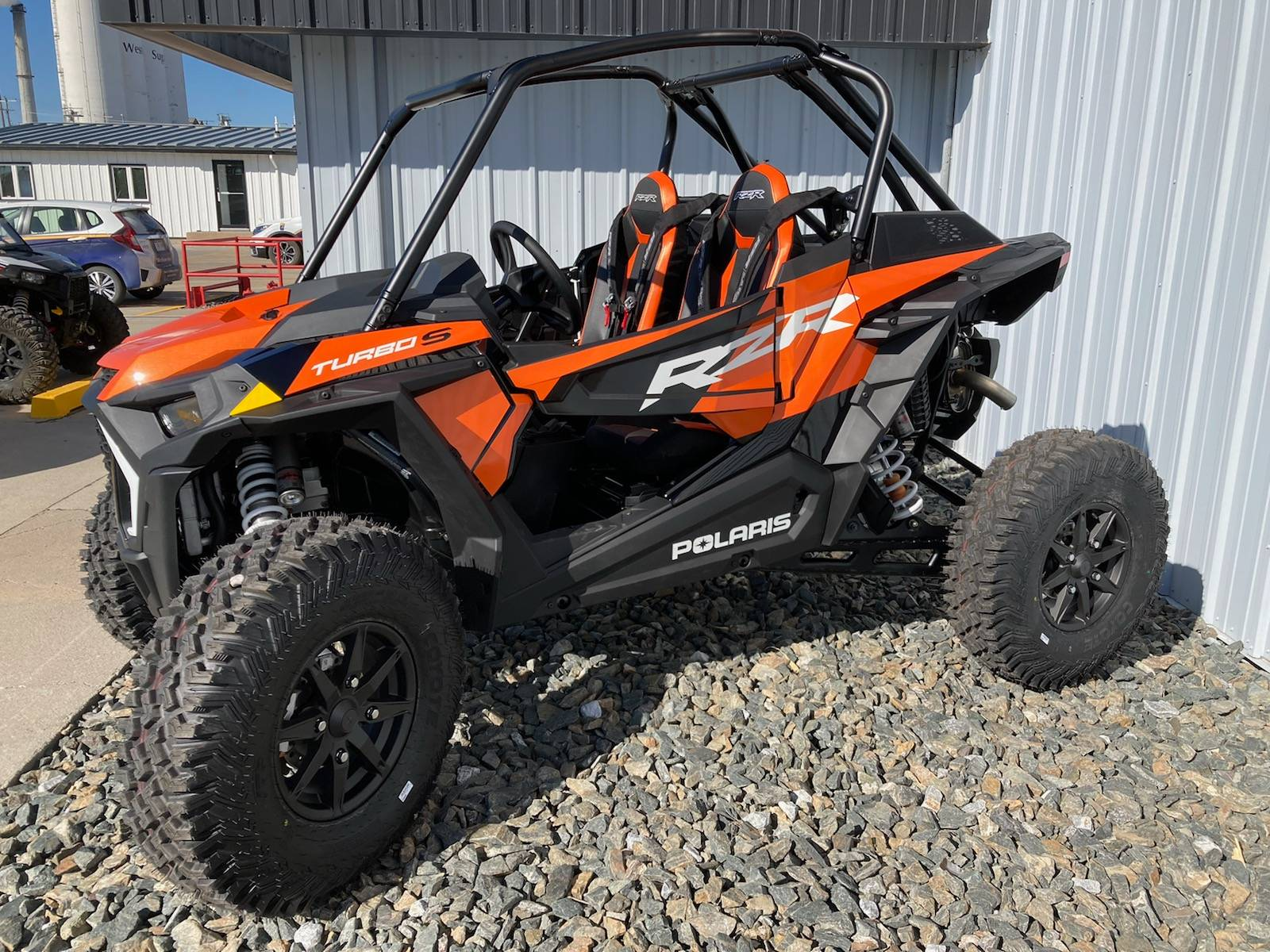 2021 Polaris RZR Turbo S Velocity in Scottsbluff, Nebraska - Photo 1