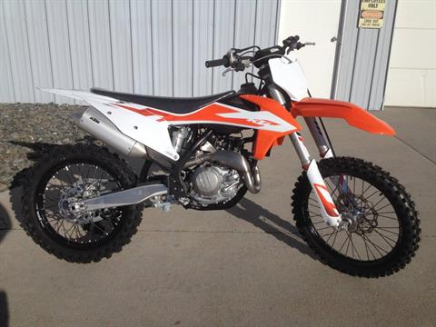 2020 KTM 450 SX-F in Scottsbluff, Nebraska - Photo 1