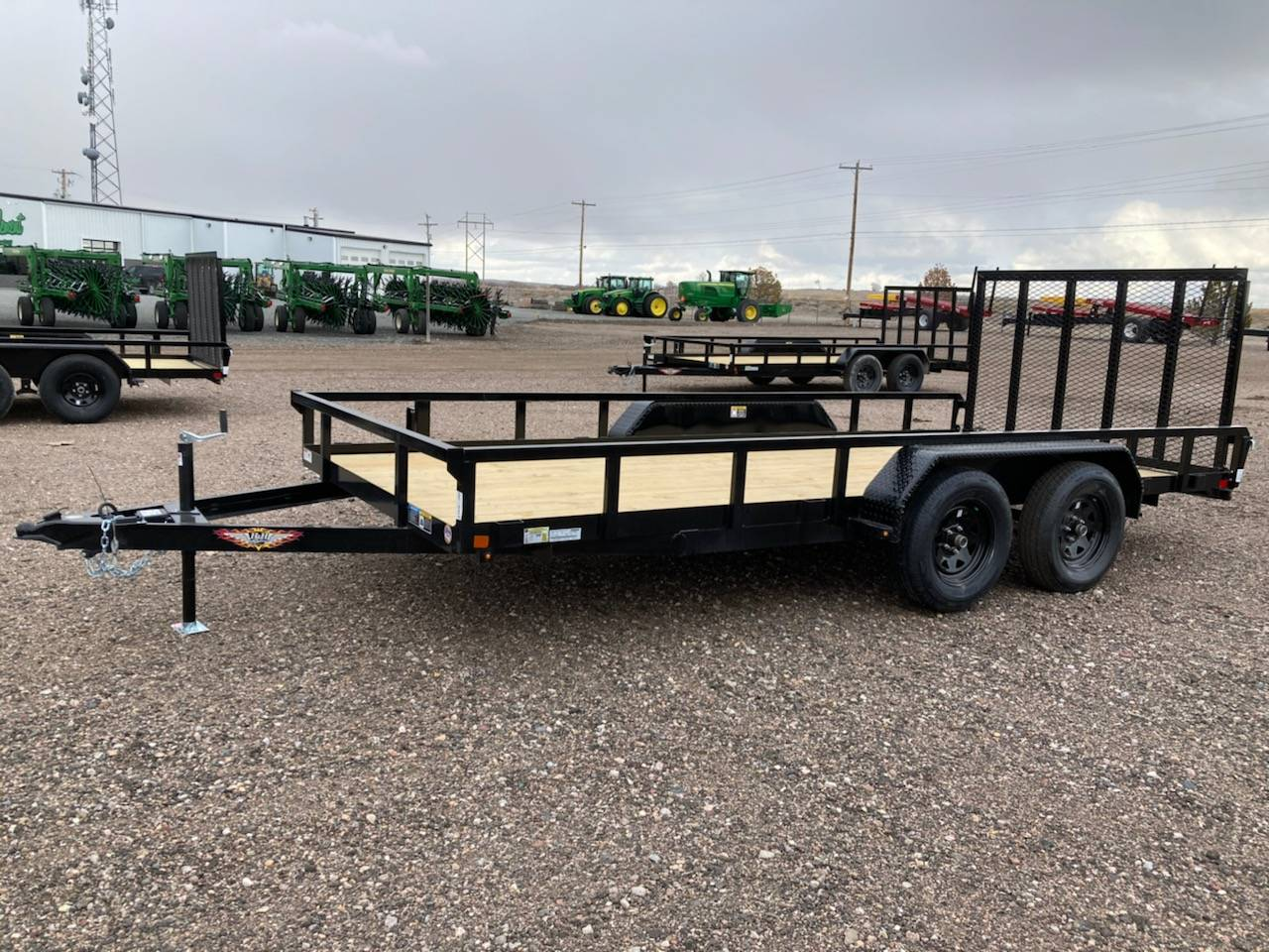 2021 H&H Trailers H8216TRS-070 in Scottsbluff, Nebraska