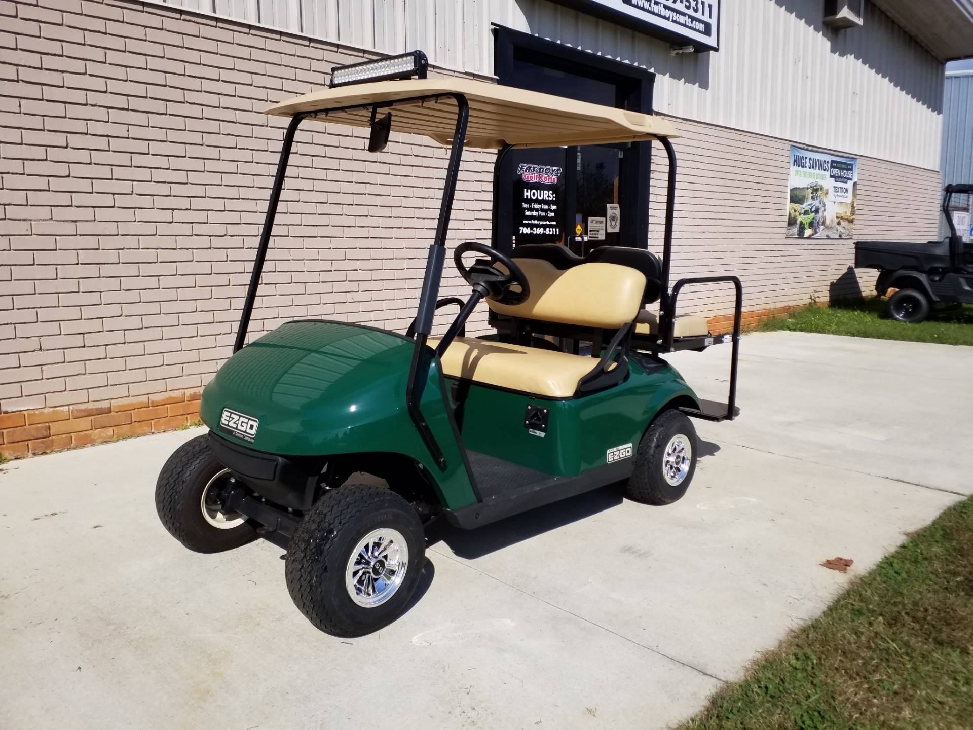 2017 E-Z-GO Golf Freedom TXT Electric in Covington, Georgia - Photo 1