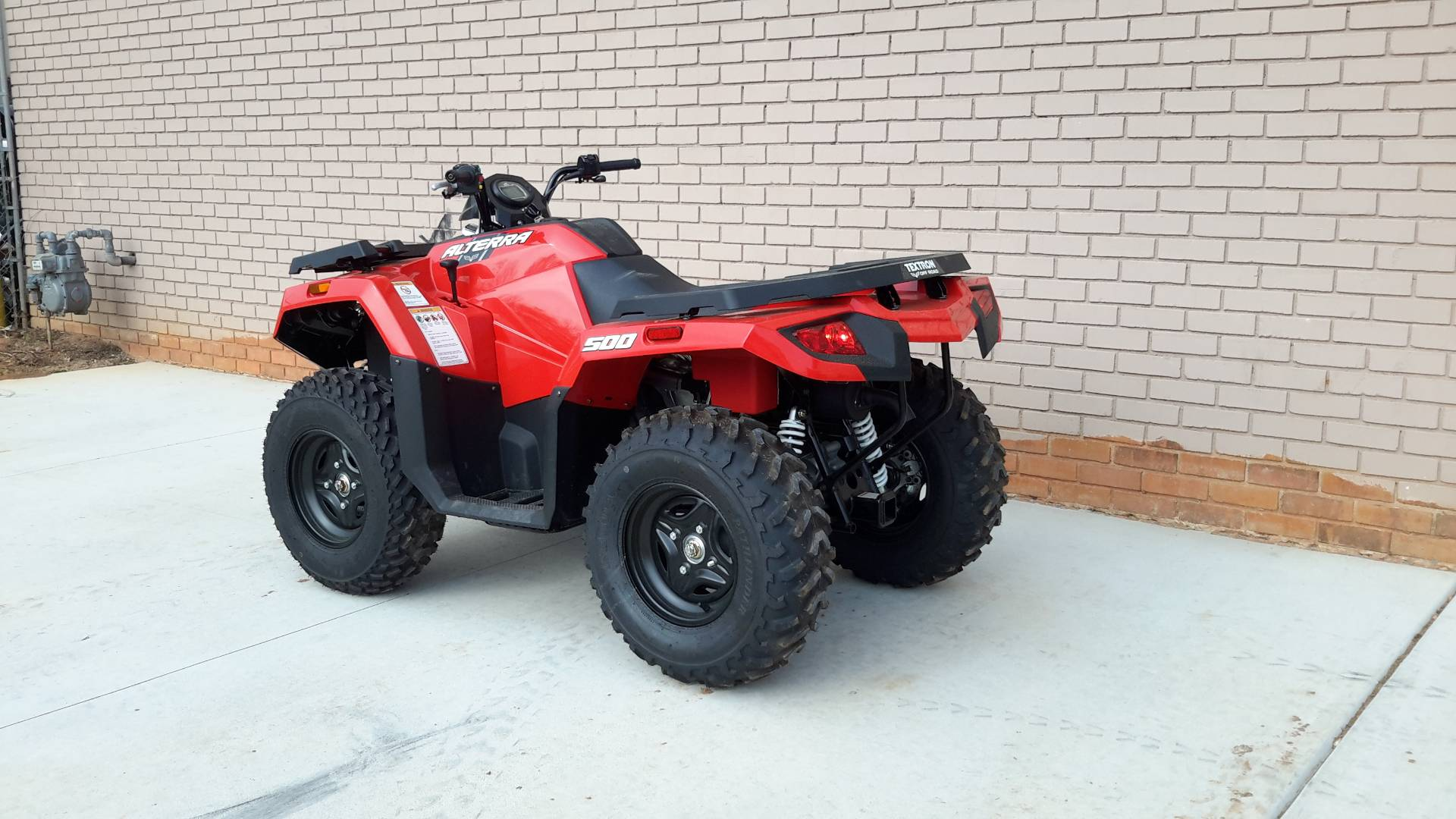 2018 Textron Off Road Alterra 500 in Covington, Georgia