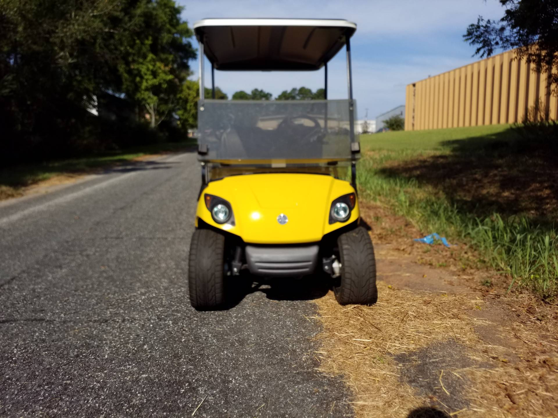 2016 Yamaha THE DRIVE PTV (A.C.) in Covington, Georgia - Photo 2