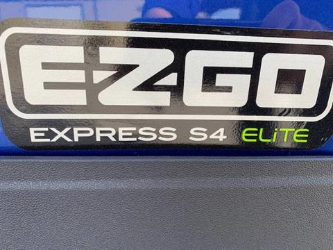 2020 E-Z-GO Express S4 - ELITE in Covington, Georgia - Photo 8