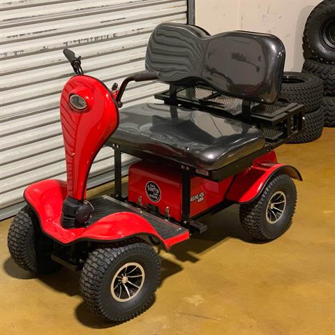 2018 BAMA SCOOTER GROUND HOG 450 in Covington, Georgia