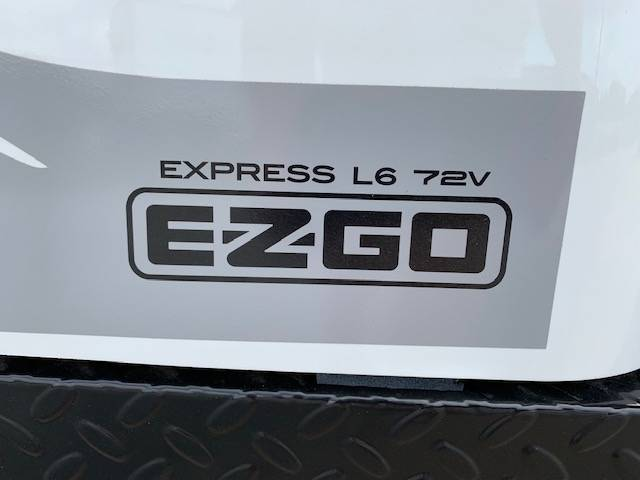 2019 E-Z-Go EXPRESS L6 - 72V ELECTRIC in Covington, Georgia - Photo 8