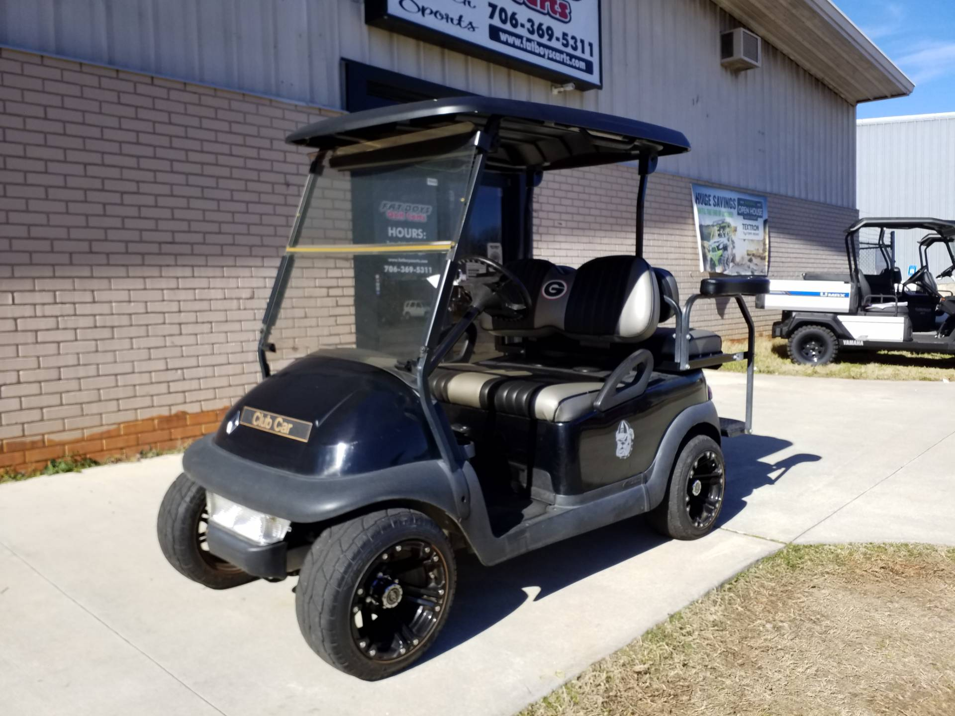 2010 Club Car Precedent i2 4 Pass Excel in Covington, Georgia - Photo 2