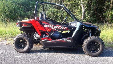 2017 Arctic Cat Wildcat Trail XT EPS in Covington, Georgia