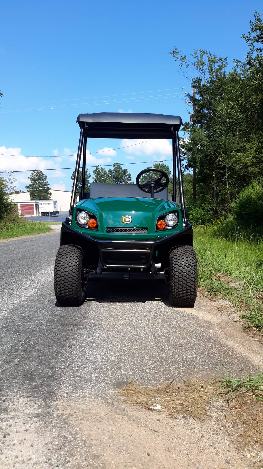 2017 Cushman Hauler 800X Gas in Covington, Georgia