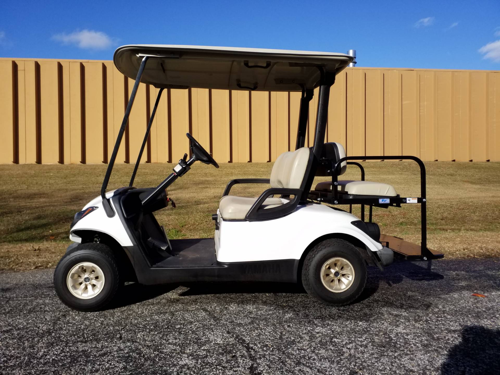 2014 Yamaha Gas Fleet Golf Car in Covington, Georgia - Photo 2