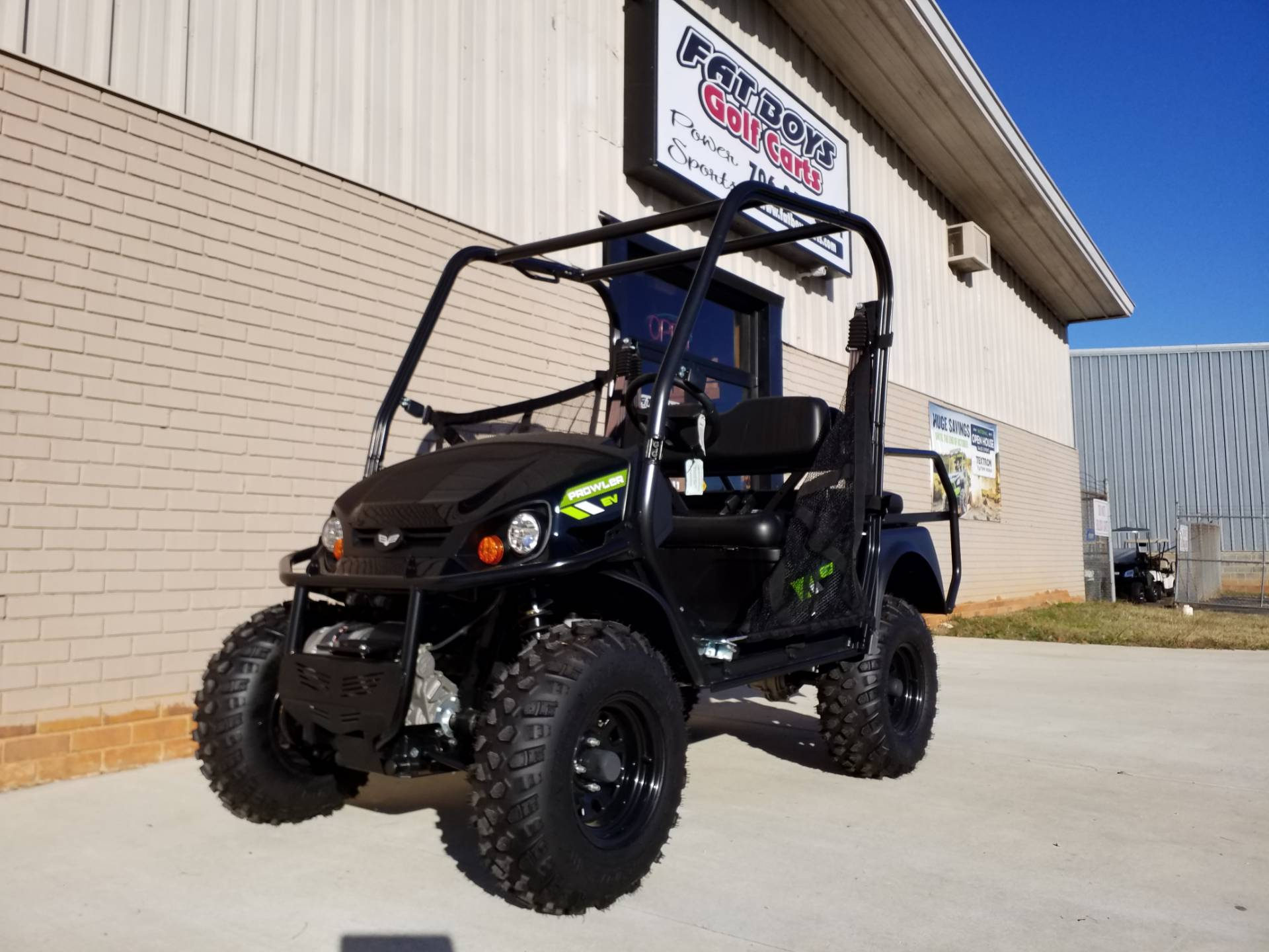 2018 Textron Off Road Prowler EV in Covington, Georgia - Photo 3