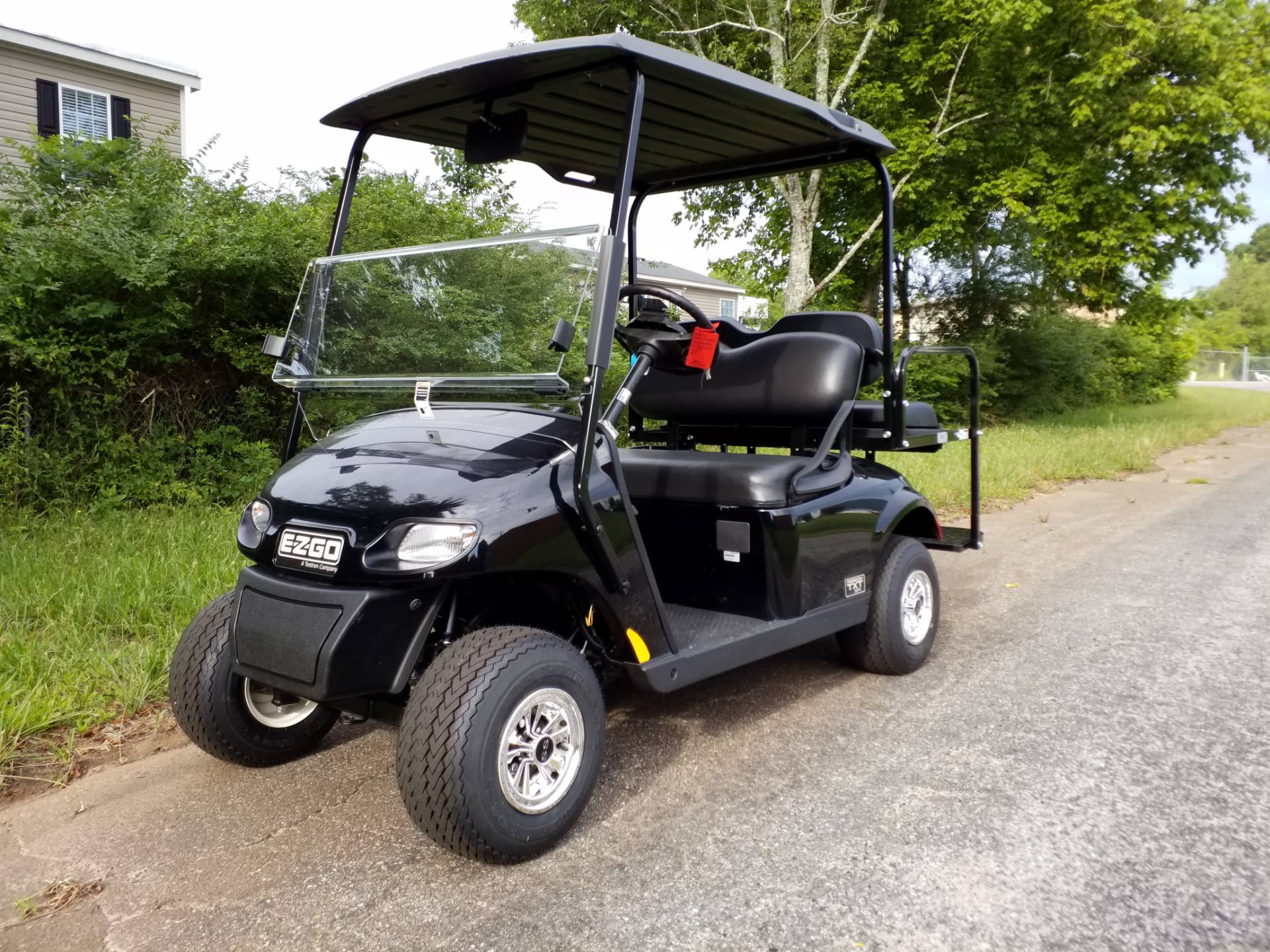 2019 E-Z-GO Freedom TXT (PTV) Gas in Covington, Georgia - Photo 1