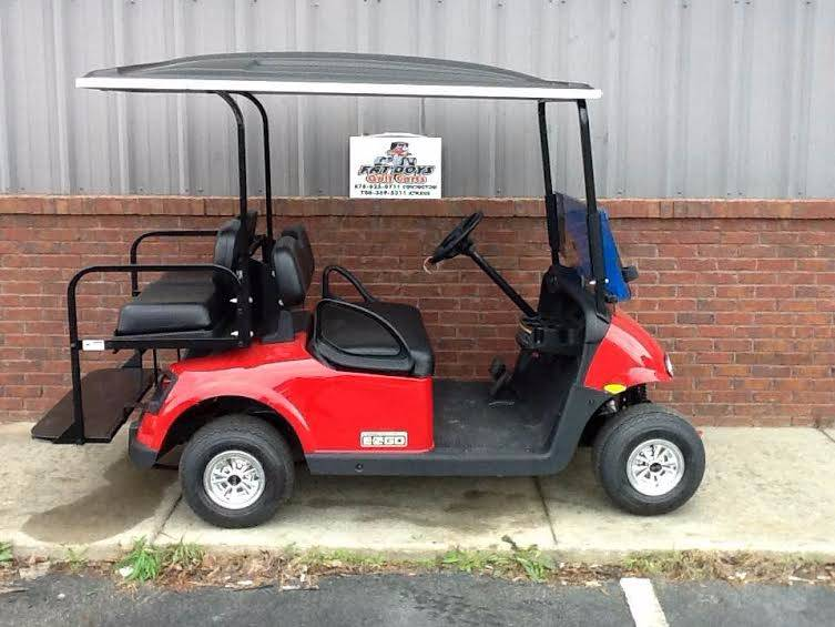 2017 E-Z-Go Personal Freedom RXV Electric in Covington, Georgia