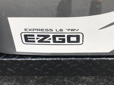 2019 E-Z-Go 72V Express L6 Electric in Covington, Georgia