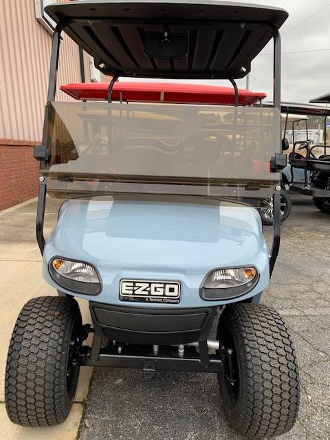 2020 E-Z-GO TXT Valor Gasoline in Covington, Georgia - Photo 3