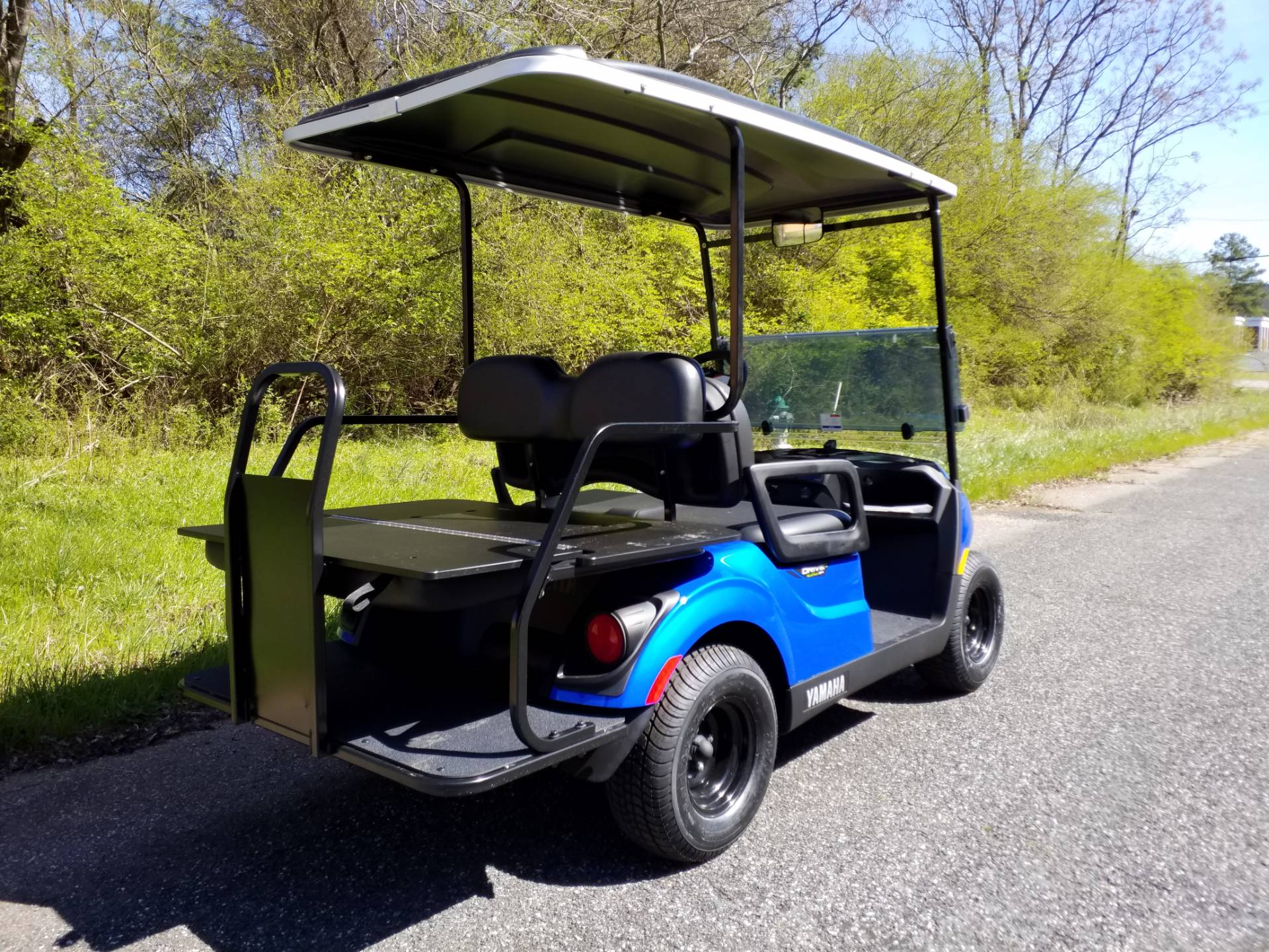 2019 Yamaha The Drive2 PTV (Gas EFI) in Covington, Georgia - Photo 4