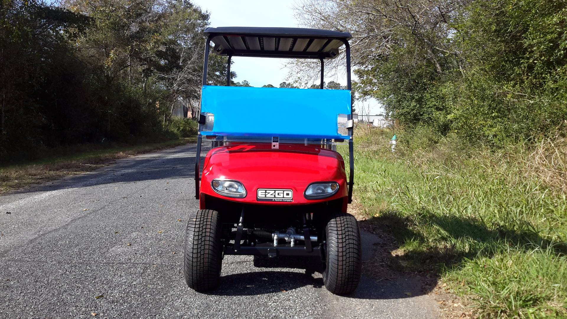 2018 E-Z-Go TXT Valor Gas in Covington, Georgia