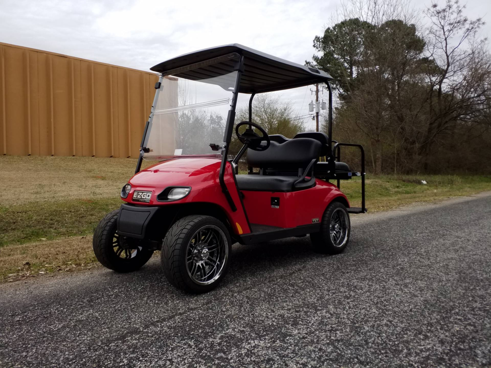 2018 E-Z-Go Freedom TXT Gas in Covington, Georgia