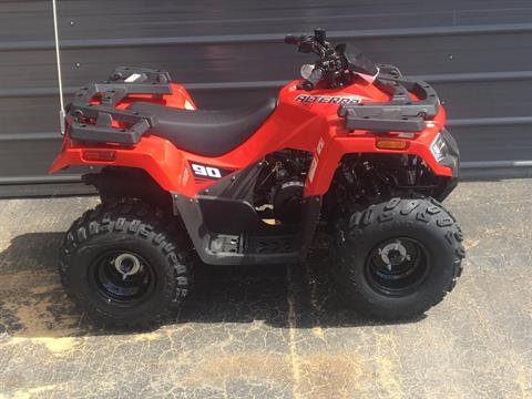 2017 Arctic Cat Alterra 90 in Covington, Georgia